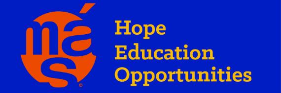 Mas educacion, opportunidades y esperanza para los ninos Dominicanos