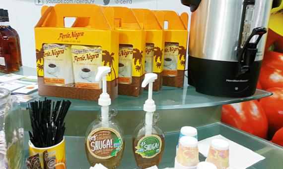 Caribbean Liquid Sugar at PMA Fresh Summit   |   #theSHUGAway