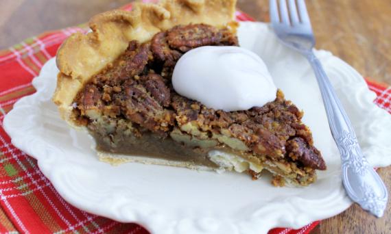 Pecan Pie   |   #theSHUGAway