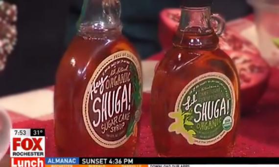 Hey SHUGA! & Lil' SHUGA! on TV   |   #theSHUGAway