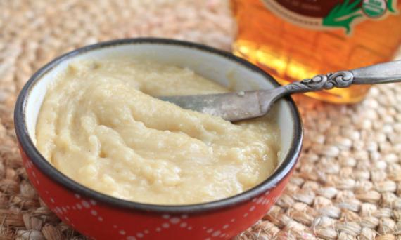 Homemade Macadamia Butter   |   #theSHUGAway