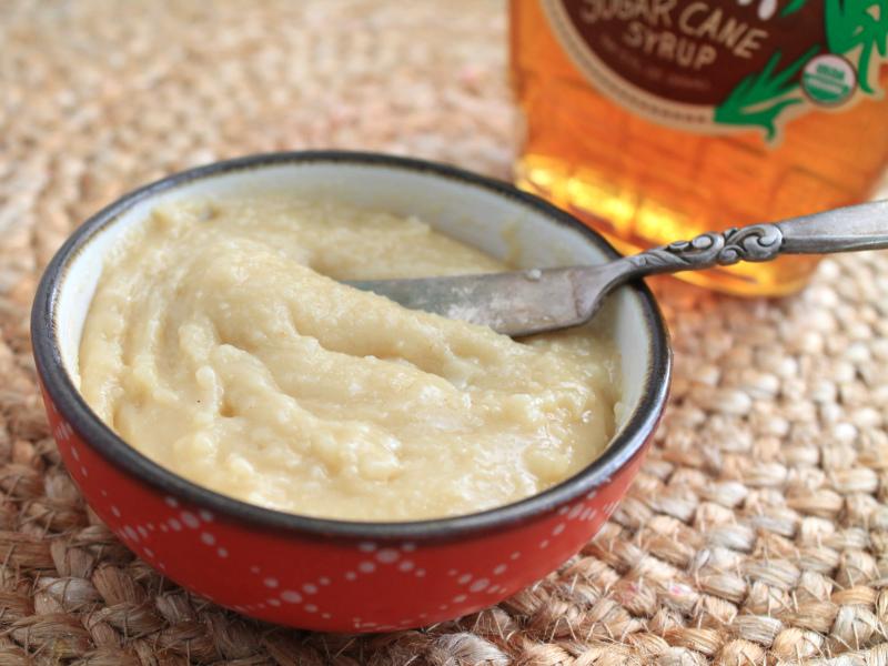 Homemade Macadamia Butter       #theSHUGAway