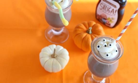 Chocolate Truffle Whipped Cream   |  #theSHUGAway